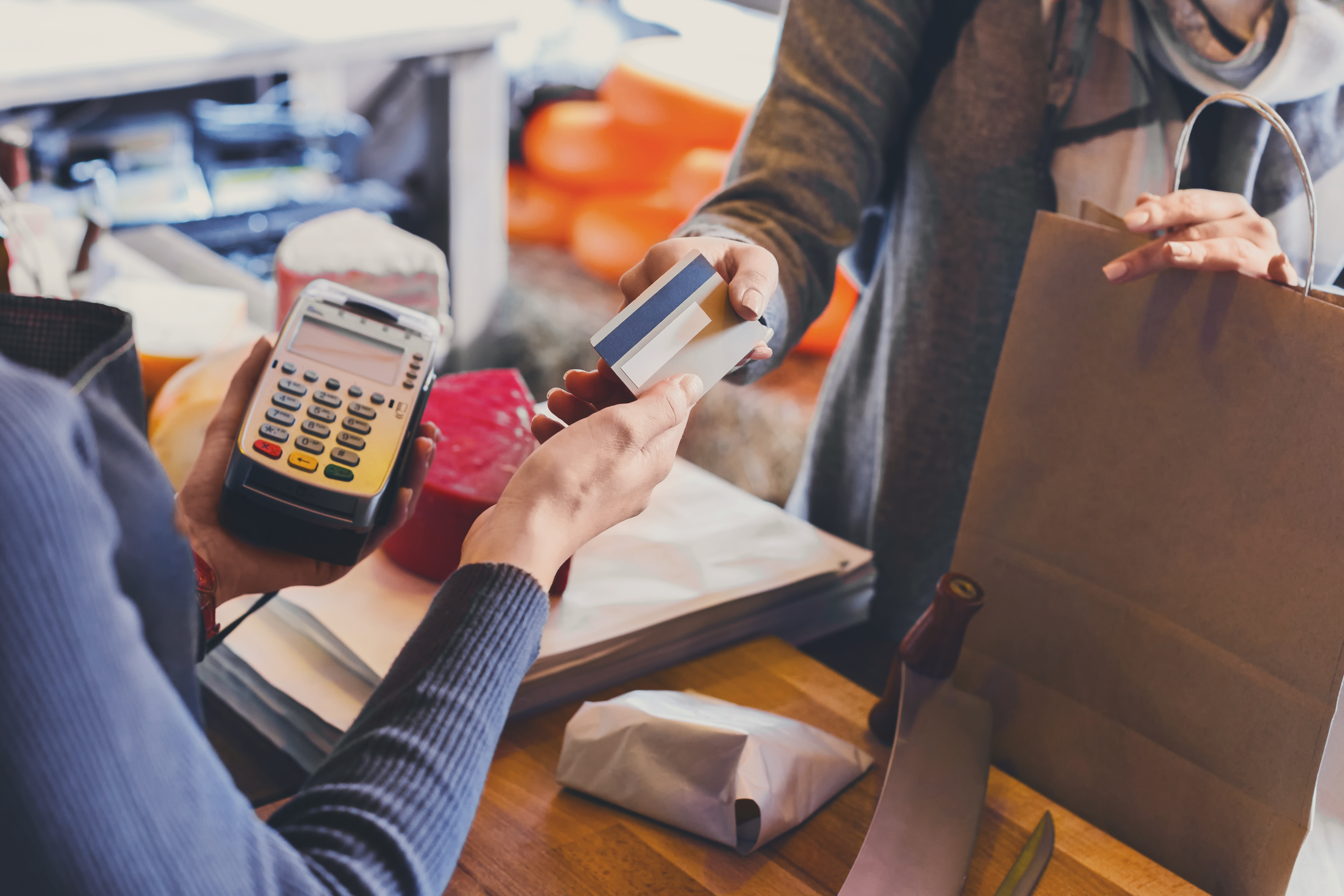 How will customers shop and pay this holiday season?