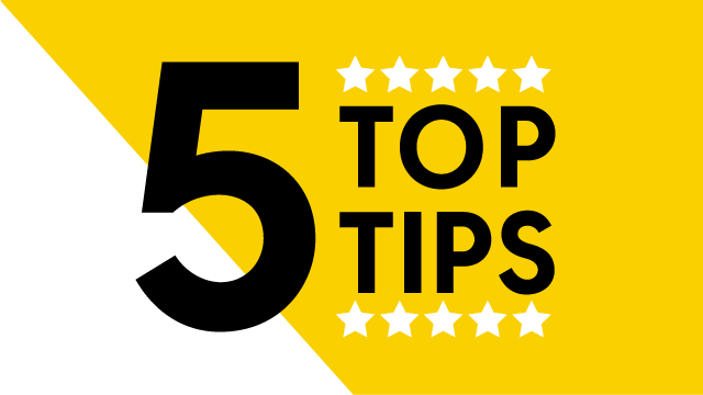 Top five retail tips for 2019