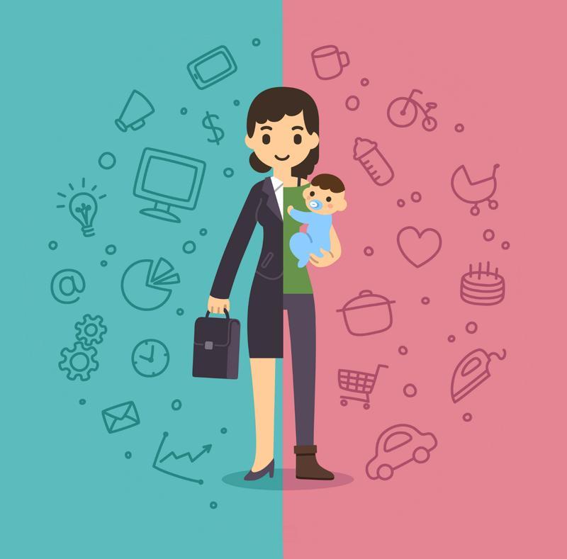 Balance Work and Motherhood