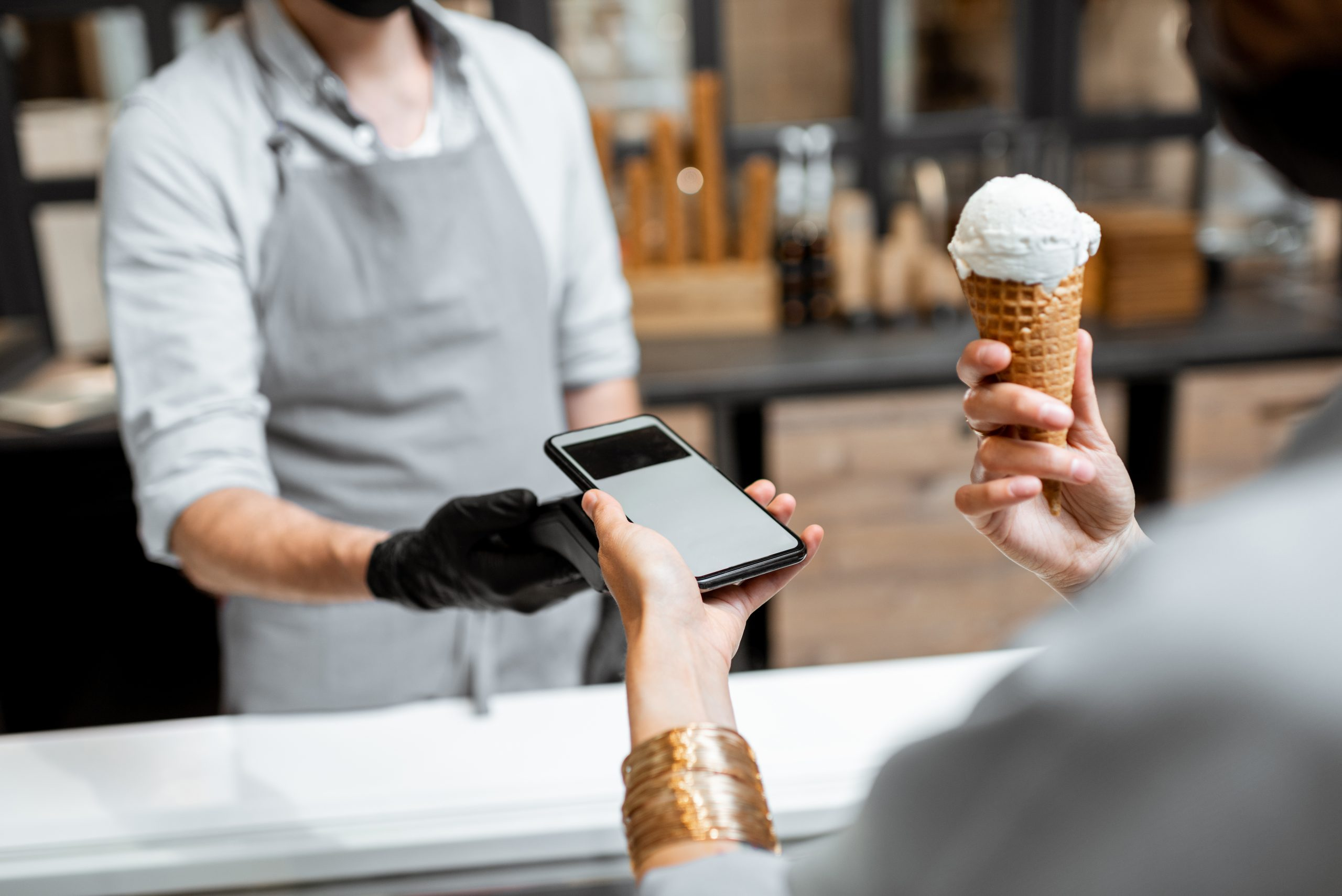 """2 out of 3 Consumers Would Buy from Companies Who Now Offer """"Contactless"""" Payment Options"""
