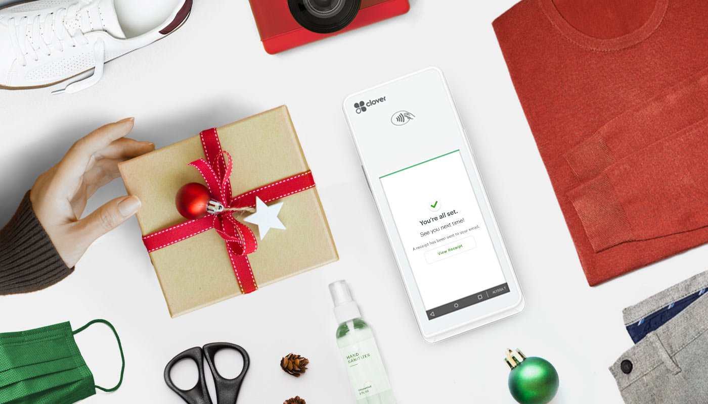 Clover Retail Holiday Guide 2020